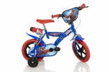 Bicicleta Spiderman 12