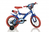Bicicleta Spiderman 14