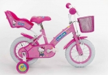 Bicicleta Copii Hello Kitty Jeans 12
