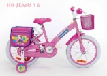 Bicicleta Copii Hello Kitty Jeans 16