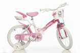 Bicicleta Fetite Hello Kitty  Original DB 16