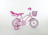 Bicicleta Fetite Hello Kitty Flower Original 12