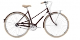 Bicicleta Caferace Dark-Brown